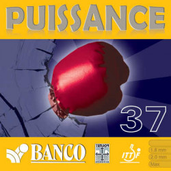 """BANCO """"Puissance 37"""""""