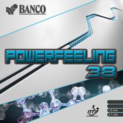 """BANCO """"POWERFEELING 38"""""""