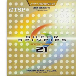 "TSP ""Super Spinpips 21"" SOFT"