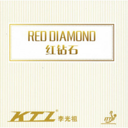 """KTL """"Red Diamond"""" Mousse Rouge"""