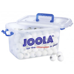 "Balles JOOLA ""TRAINING 40+"" Boite de 144 pcs"