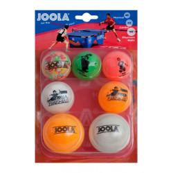 """JOOLA SET BALLES """"3/2/2"""""""
