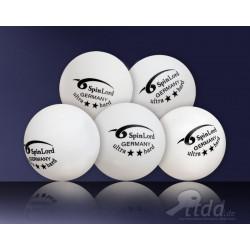 """Balles SPINLORD 2* """"Celluloïd"""" 144 balles"""