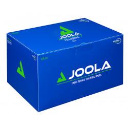 "Balles JOOLA ""TRAINING 40+"" Boite de 120 pcs"