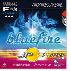 "DONIC ""Bluefire JP 01 Turbo"""