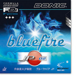 "DONIC ""Bluefire JP 02"""