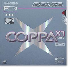 """DONIC """"Coppa X1 Turbo Platin"""""""
