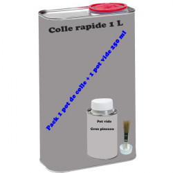 "Colle Rapide YASAKA ""Pot de 250 ml"""