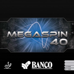 """BANCO """"Megaspin 40"""""""
