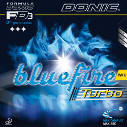 "DONIC ""Bluefire M1 Turbo"""