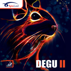 "SPINLORD ""Degu II"" Picot Court"