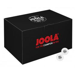 """Balles JOOLA """"MASTER ABS 40+"""" Boite de 72 pcs"""
