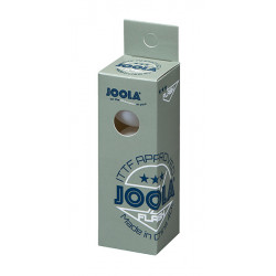 "Balles JOOLA ""FLASH 3* SL"" Boite de 3 pcs"