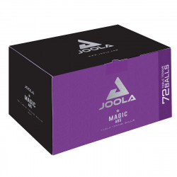 "Balles JOOLA ""Magic ABS Boite de 72"""